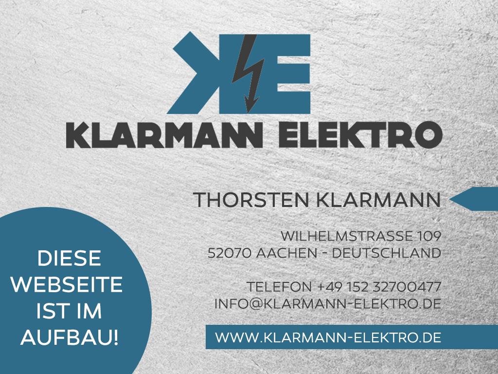 elektriker aachen